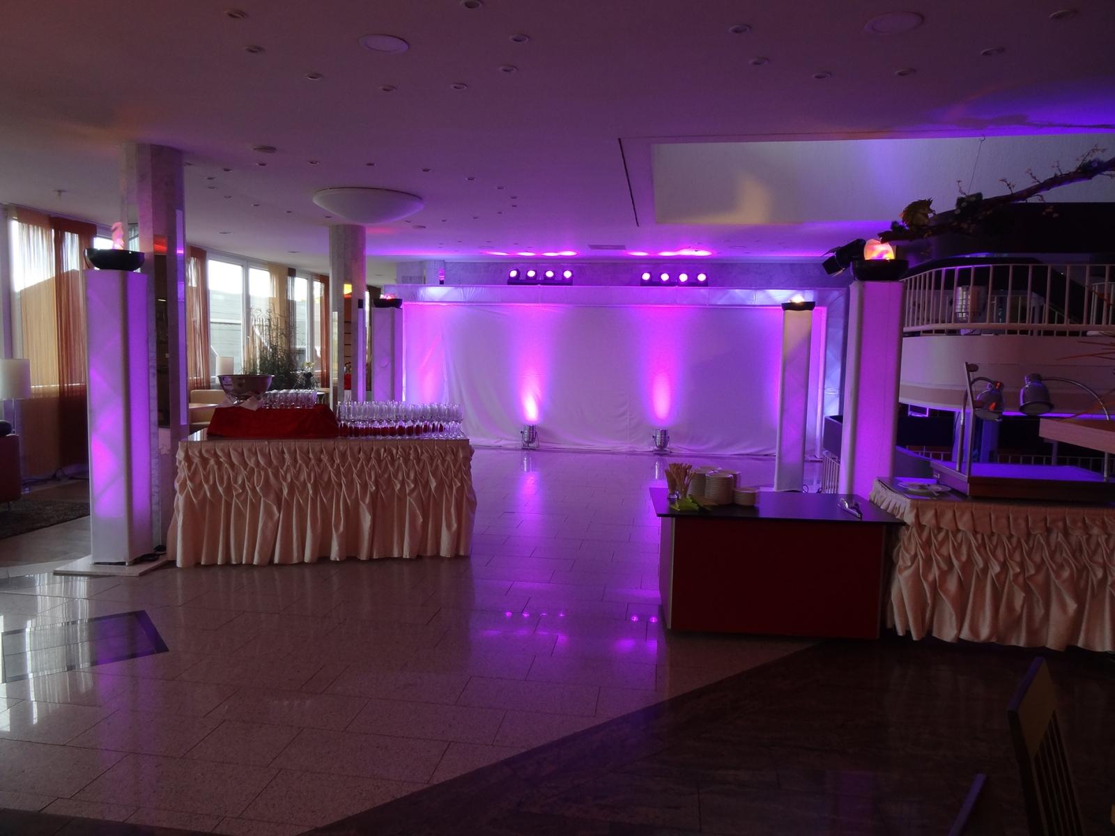 Foyer / Hochzeit