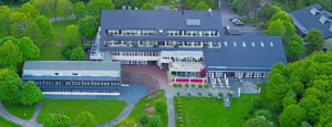 Luftaufnahme Hotel Scheidberg