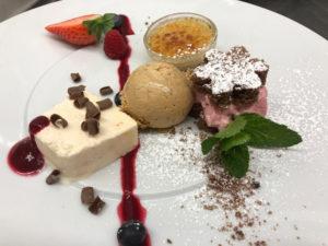 Dessert Eis